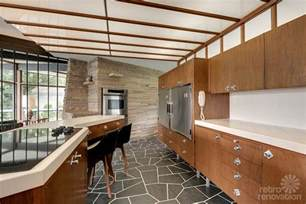 mid century modern kitchen remodel ideas stunning spectacular 1961 mid century modern time capsule