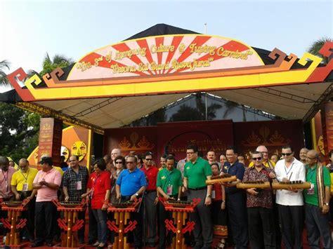 2013 Mba Parade Of Homes by Festival Krakatau 2013 Resmi Digelar