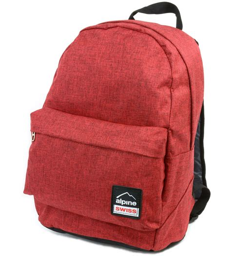 alpine swiss midterm backpack school bag bookbag daypack 1