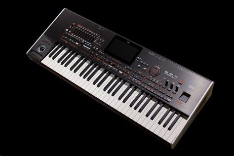 Keyboard Korg Pa4x korg pa4x 61 61 key arranger workstation ebay