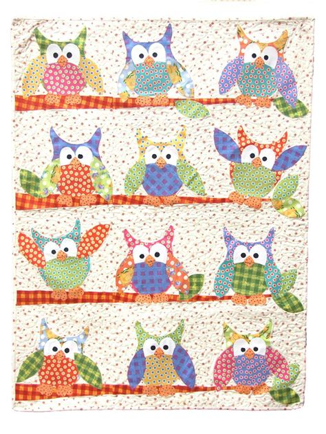 Owl Patchwork Patterns - 25 best ideas about owl sewing patterns on