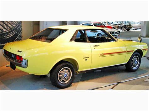 1970 toyota celica toyota celica 1970 1977 autocosmos