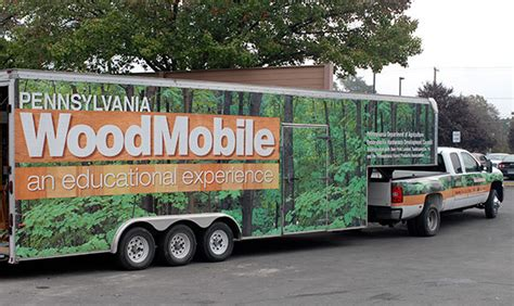 skripsi departement of forest product technology faculty students tour pennsylvania woodmobile during cus stop