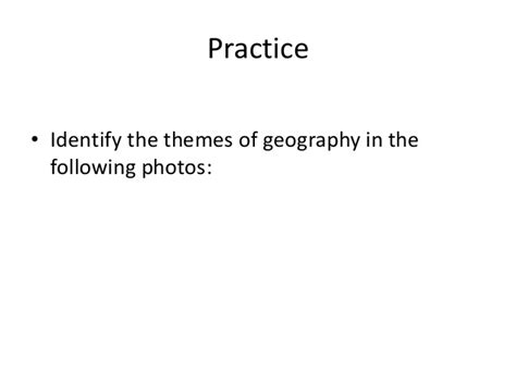 5 themes of geography nevada intro 5 themes