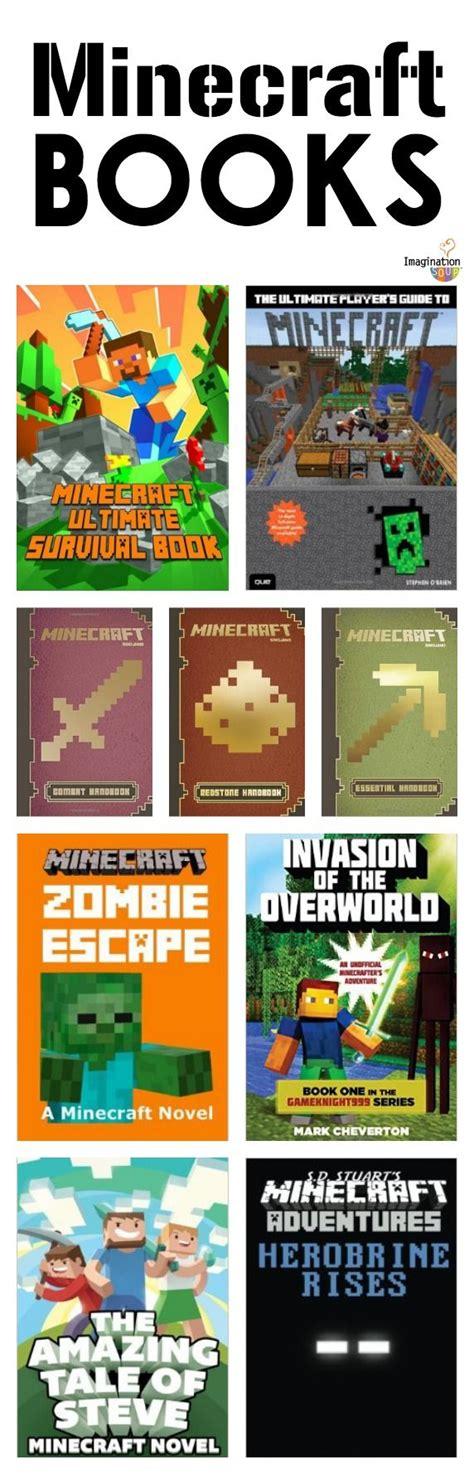 minecraft picture books minecraft books