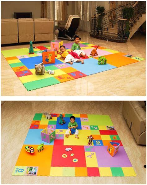 Karpet Karakter Warna Kuning jual produk kebutuhan and playmate for baby