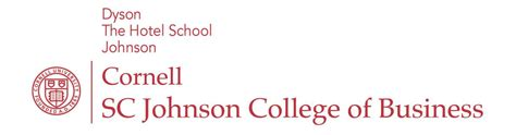 College Of Charleston School Of Business Mba by Cornell Sc Johnson College Of Business Named 150 Million