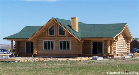 Cape Cod House Plans With Attached Garage days 10 and 11 soffits gable siding cowboy log homes