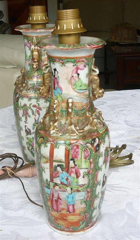 paire de vases chine japon anciens ou anciens