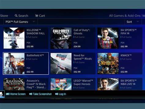 best price store uk ps4 players to get a rubbish deal on downloads stuff