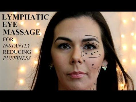Lymphatic Drainage Eye Detox anesia s blogs self lymphatic eye for puffiness