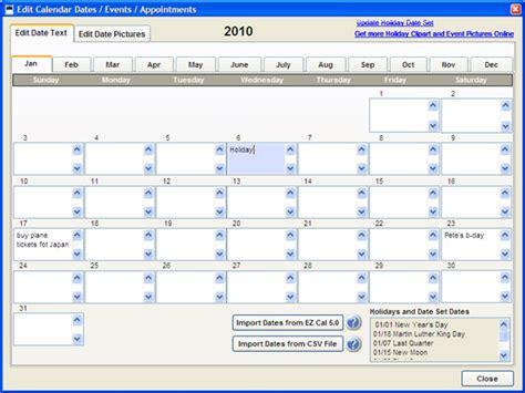 design calendar in java how to create a custom calendar with your photos