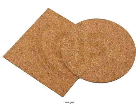 cork backing tiles accessories printable blanks imprintables dye sublimation