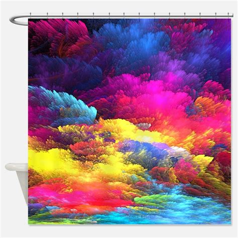 bright colorful shower curtains bright shower curtains bright fabric shower curtain liner