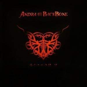 Cd Original Andra And The Backbone Season 2 kotak musik spt andra and the backbone