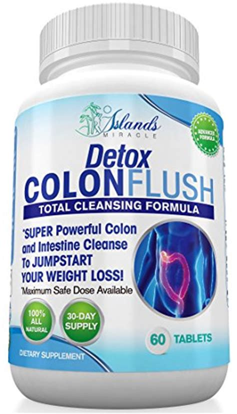How Often Should You Detox Your Colon by Detox Colon Flush For Weight Loss Eliminates Toxins To