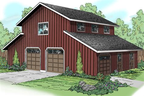 barn style garage plans barn style garage with rec room 72795da architectural