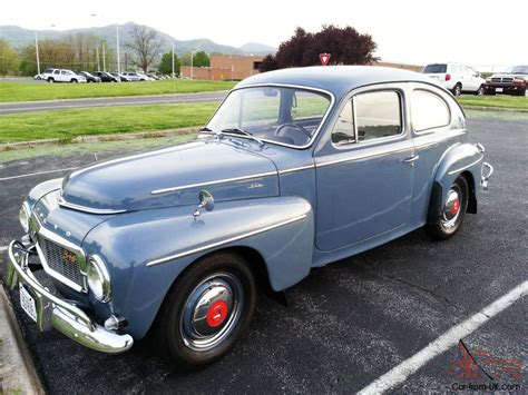 volvo pv  sport dr coupe  rare   great shape