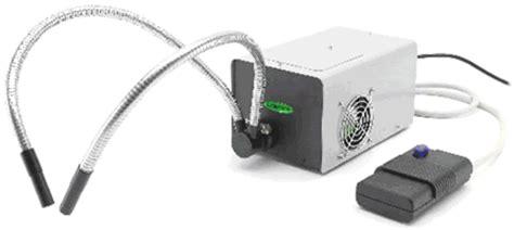 illuminatore fibre ottiche illuminatori industriali a fibre ottiche a luce fredda
