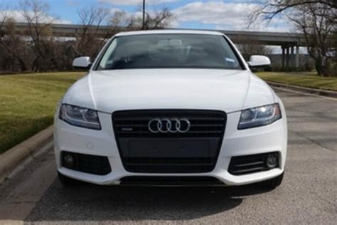 2010 Audi A4 2010 audi a4 used car review autotrader