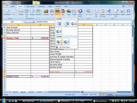 Microsoft Spreadsheet Software by Activewin Microsoft Office 2007 Review