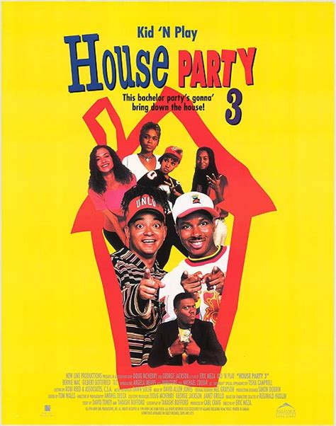house party movies house party 3 movie posters at movie poster warehouse movieposter com
