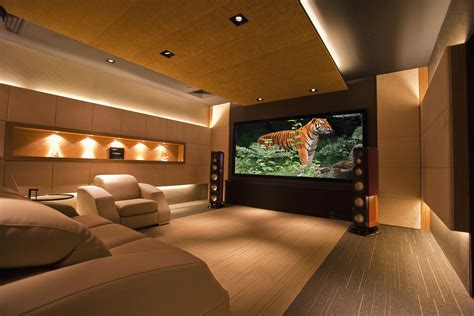 most home theater room designs modern home theater room