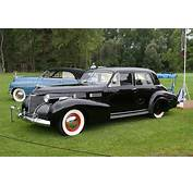 1940 Cadillac Sixty Special  SuperCarsnet