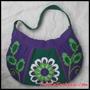 Tas Wanita G89420 Gray Limited tas handmade maika etnik grey on purple stylish dan