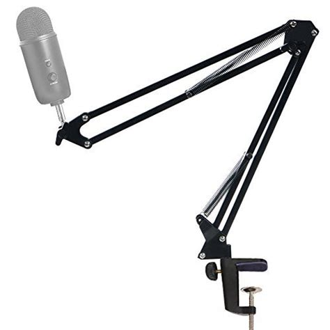 Holder Mic Import etubby upgraded microphone suspension boom scissor arm stand import it all