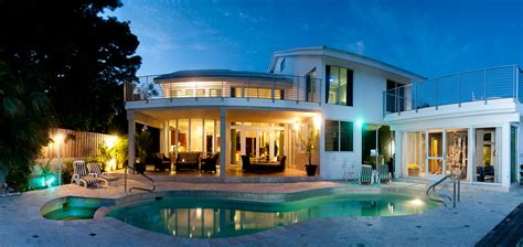 Miami Houses by 7 Bedroom Miami Ceo Mansion Jpl Vacation Rentals
