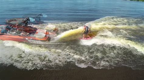 axis boats youtube axis a22 wake surfing youtube