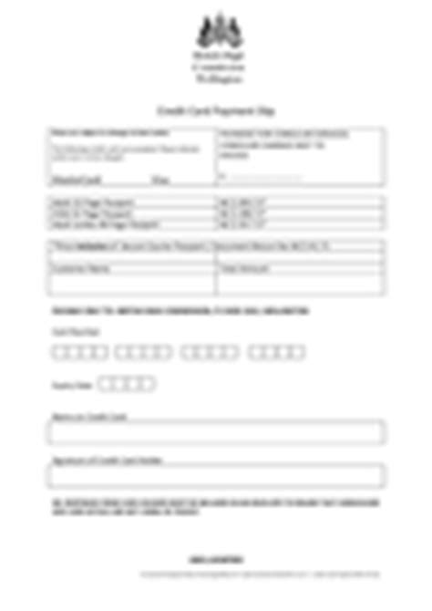 Credit Application Form New Zealand Credit Debit Card Payment Authorisation Slip New Zealand Publications Gov Uk