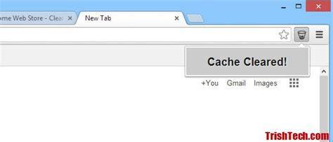 chrome clear cache clear cache shortcut for chrome allows one click clearing