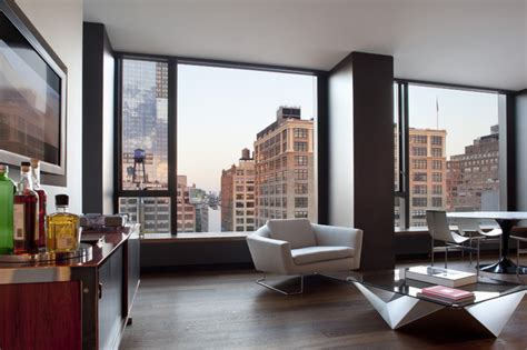 livingroom soho soho condominium modern living room other metro by ccs architecture