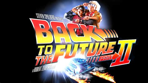 in back to the future part ii how could old biff have back to the future part ii looking back at the film den