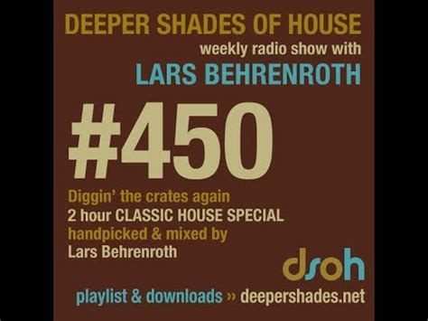 90s chicago house music classic house music dj mix by lars behrenroth soulful deep jazz chicago nyc 90s dsoh