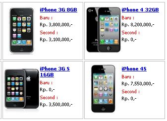 Hp Iphone 4 Di Wtc Surabaya harga iphone 5s dan 4s baru dan bekas september 2015 the knownledge