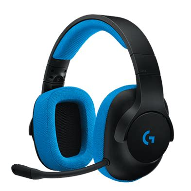 Headset Logitech G233 Logitech G233 Prodigy Gaming Headset For Pc Console