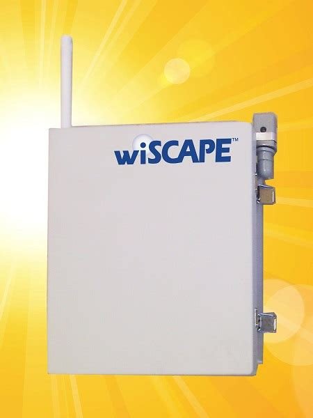 wireless landscape lighting control hubbell updates hcs wiscape gateway for improved wireless