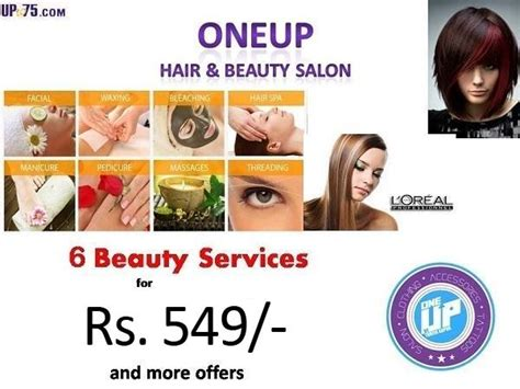 salon coupons chennai one up hair salon tattoo studio mumbai deals discounts