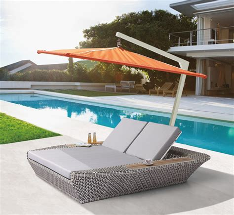 chaise lounge with canopy evian double chaise lounge with umbrella canopy
