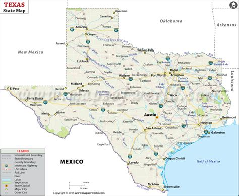 texas map store buy texas state map