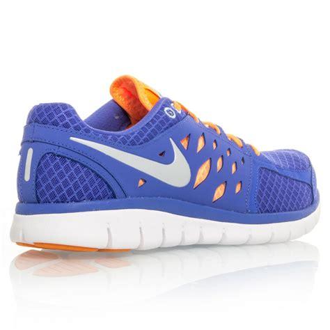 nike flex running shoes nike flex 2013 rn womens running shoes blue orange