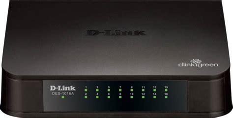 Hub Switch D Link 16 Port 10100 Des 1016a 1 d link des 1016a 16 port 10 100 network switch d link flipkart