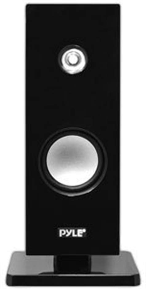 Small Center Speaker For Home Theater Pyle Home 7 1 Channel Home Theater System With Satellite