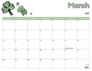 calendar template for children 2017 printable calendar for imom