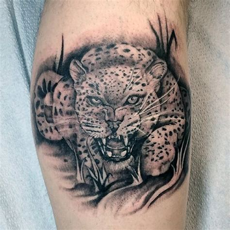 bombshell tattoo edmonton reviews leopard tattoo