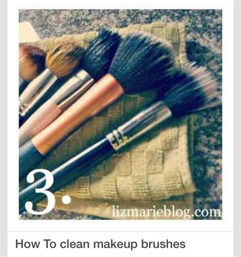 How To Wash Makeup Brushes At Home by How To Clean Makeup Brushes Musely