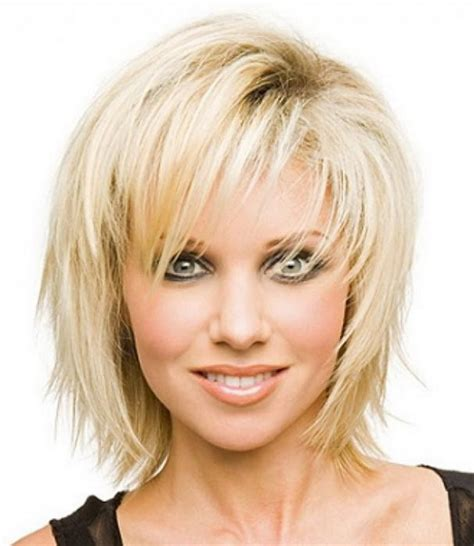 crazy shaggy chin length bob chin length layered haircuts